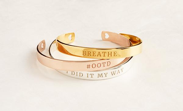 My Heart Bangle Bracelet