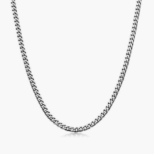Thor Curb Chain - Silver