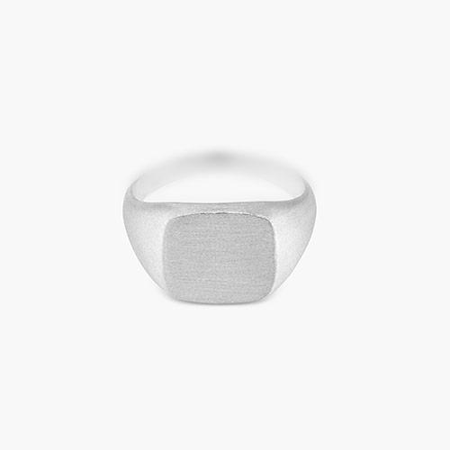 Defy Signet Ring