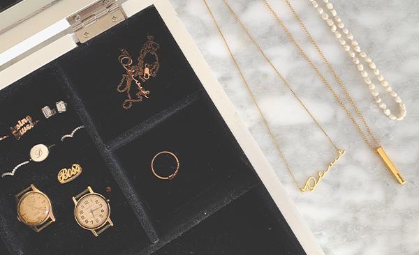 Sett and Co Jewelry Box